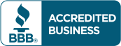 We're BBB Accredited!