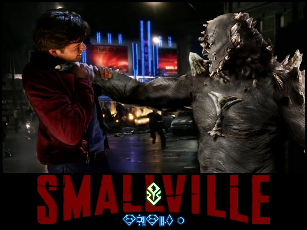 smallville 2001 to present doomsday amp zod should be the
