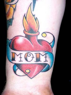heart tattoos to my blog.