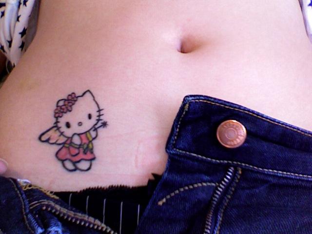 Hello+kitty+tattoos+for+girls+ideas