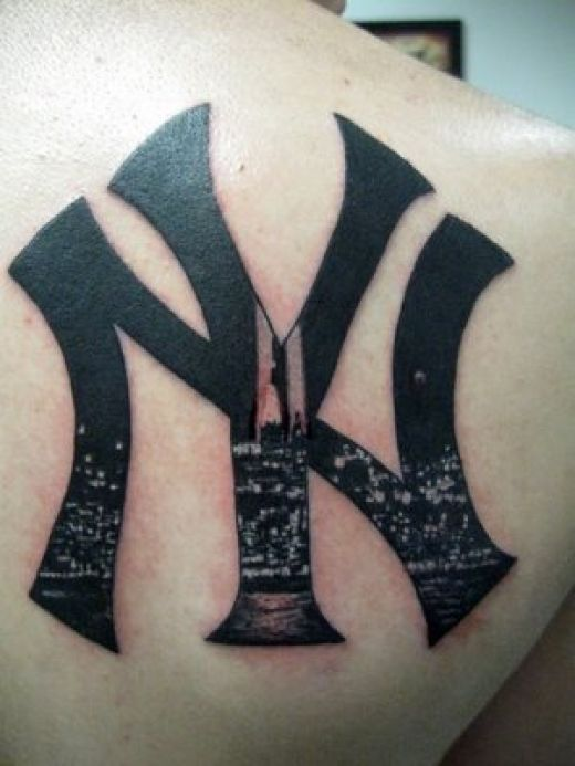 Baseball Tattoos Designs