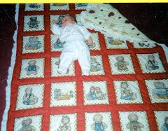 Kylee's Baby quilt
