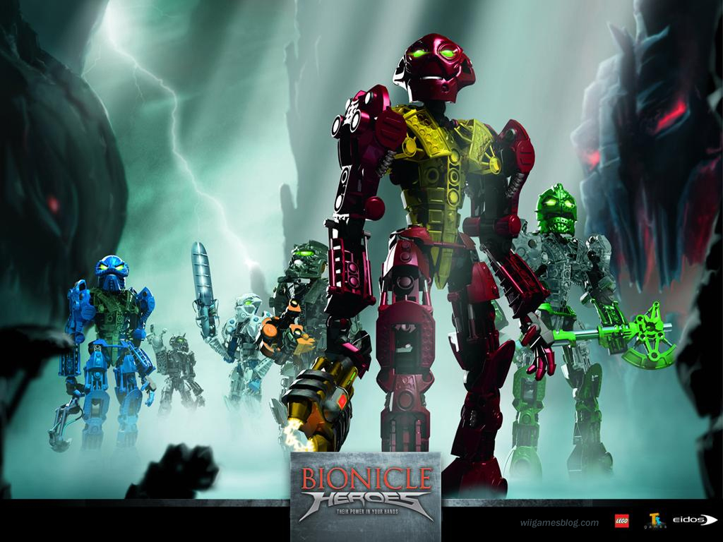 Category Bionicle Heroes