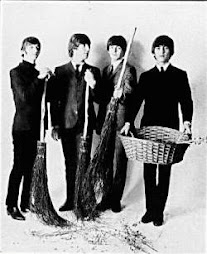 Beatles and Brooms