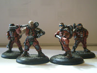 Khador Mechaniks