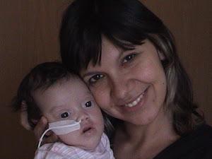 Sigal con su mamá Alejandra