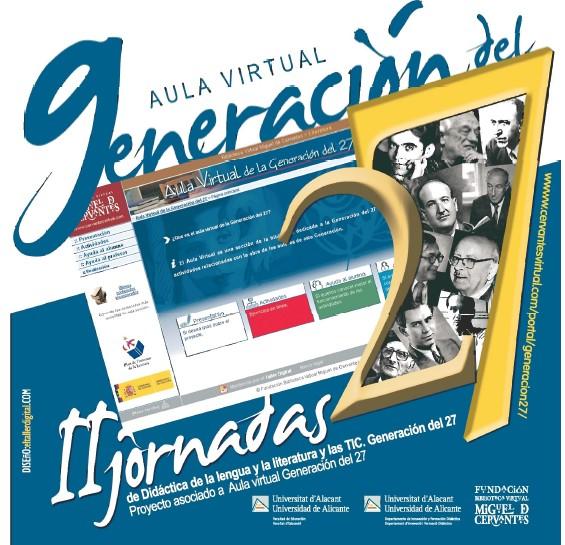 II Jornadas de didáctica la lengua y la literatura G 27