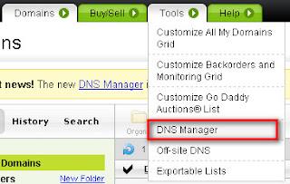 Custom Domain Blogspot Godaddy7