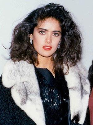 Gallery For > Salma Hayek 1990 Salma Hayek Nuance