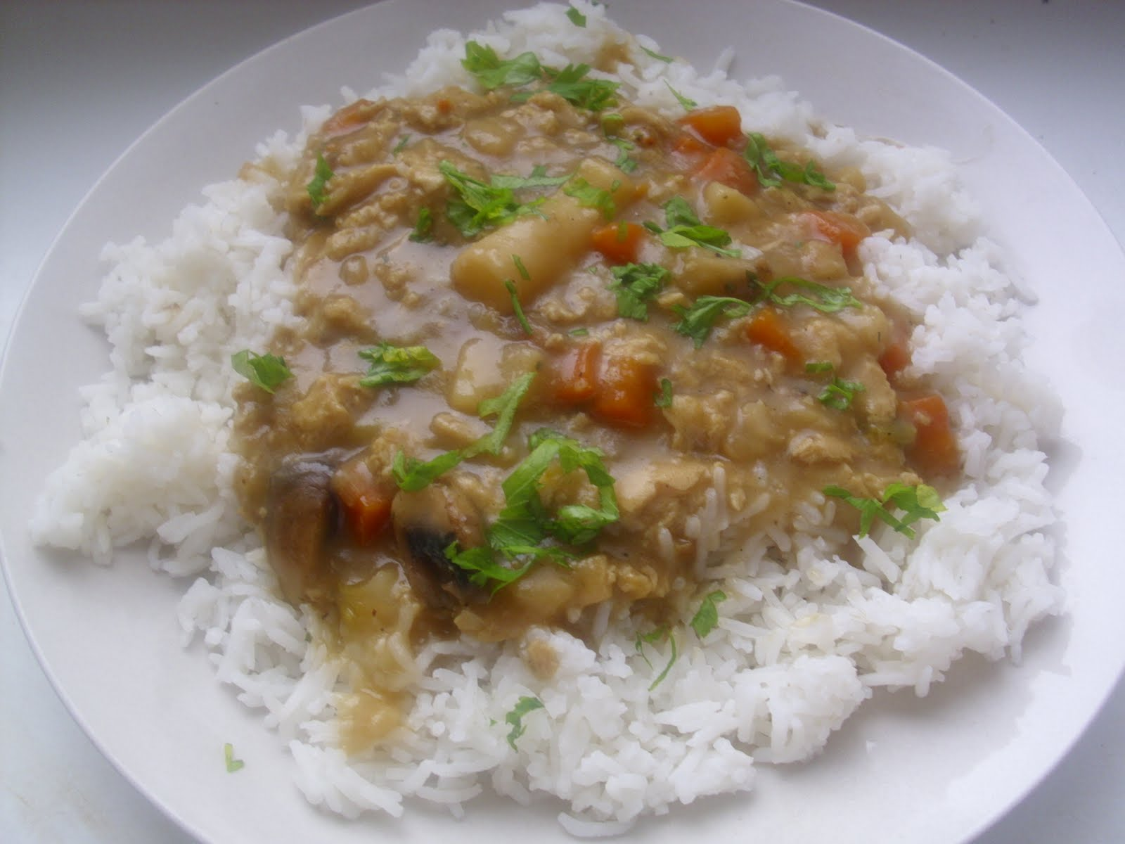 german chicken fricassee recipe