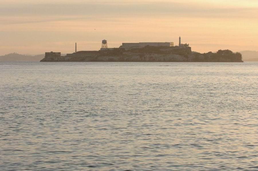 Rocket: Escape From Alcatraz Swim Advice