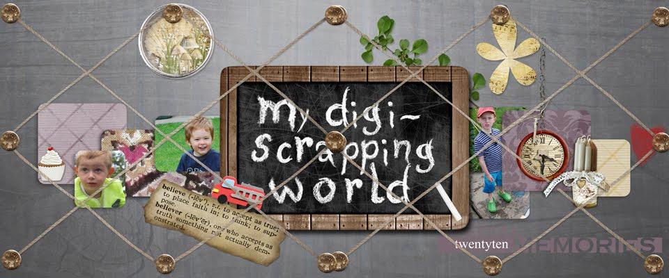 My Digiscrapping World