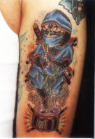 Musical Tattoo Gallery