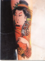 japanese tattoos Gallery
