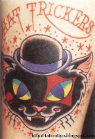 Cat Tattoo Gallery
