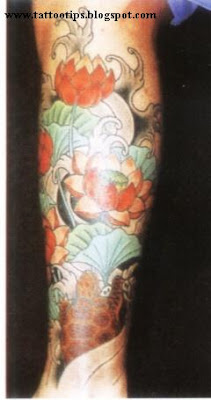 Flower Tattoos Gallery