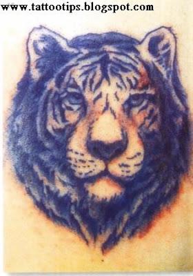 Blue Dragon Tattoos Gallery