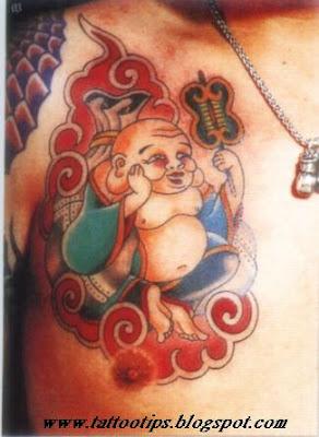 Phra Chao Tattoos