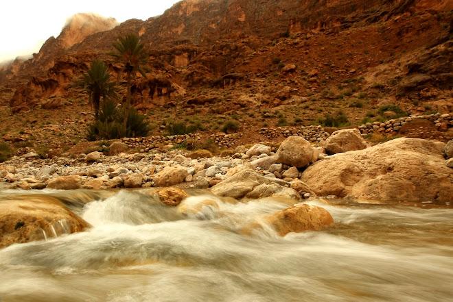 gorges del Todra. a peu de l'Atlas (Marroc)