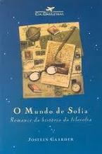 """""""O Mundo de Sofia"""""""