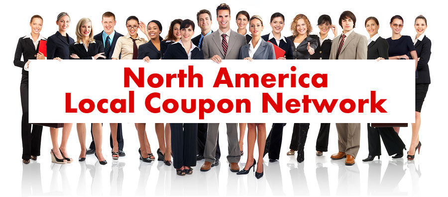 North America Local Coupon Network
