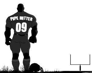 CFFB Pipehitter LOGO... Hell Yeah
