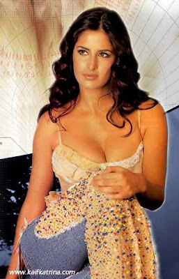 Katrina Kaif sexy boob pose