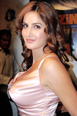 Katrina Kaif sexy almost naked pose