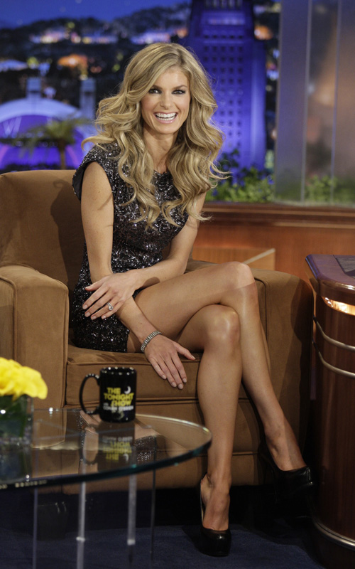Marisa Miller Beautiful Legs Photo