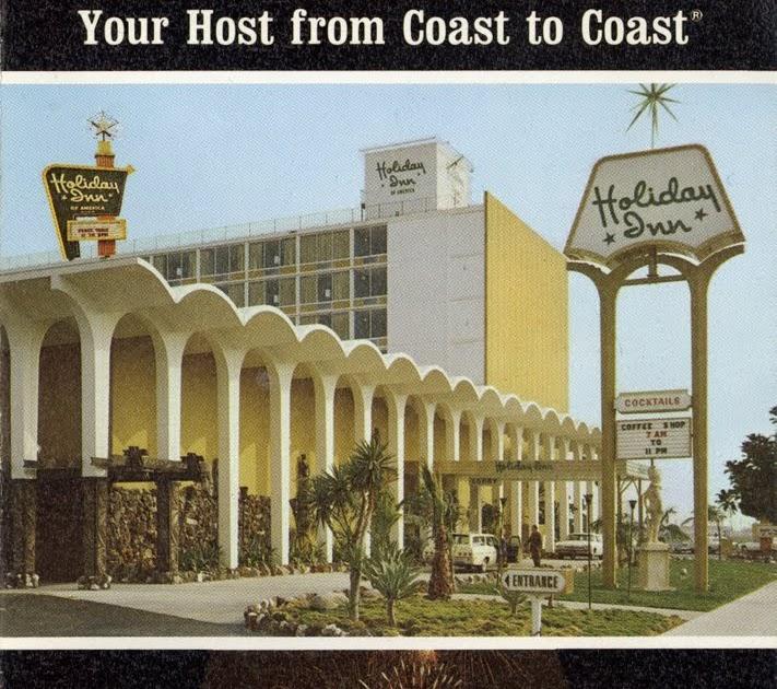Vintage Disneyland Tickets Disneyland Holiday Inn 1969