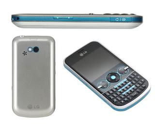 Review LG GW 300