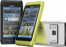 Nokia Launches Three challengers iPhone