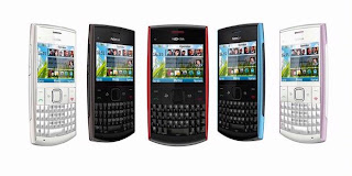 Review Nokia QWERTY phones