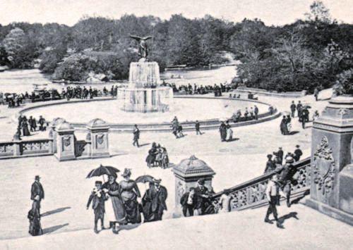 bethesda fountain central park nyc. Bethesda Fountain, Central