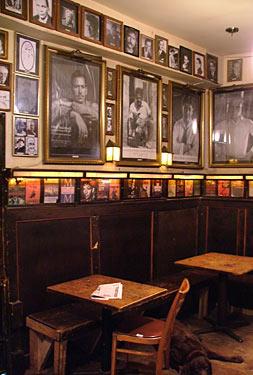 When the Walls Came Tumblin' Down at Chumley's Bar