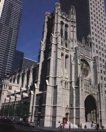 Home grosvenor windows - Daytonian In Manhattan St Thomas Church 5th Avenue