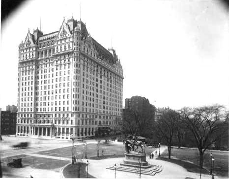Hotel Plaza New York Proprietario