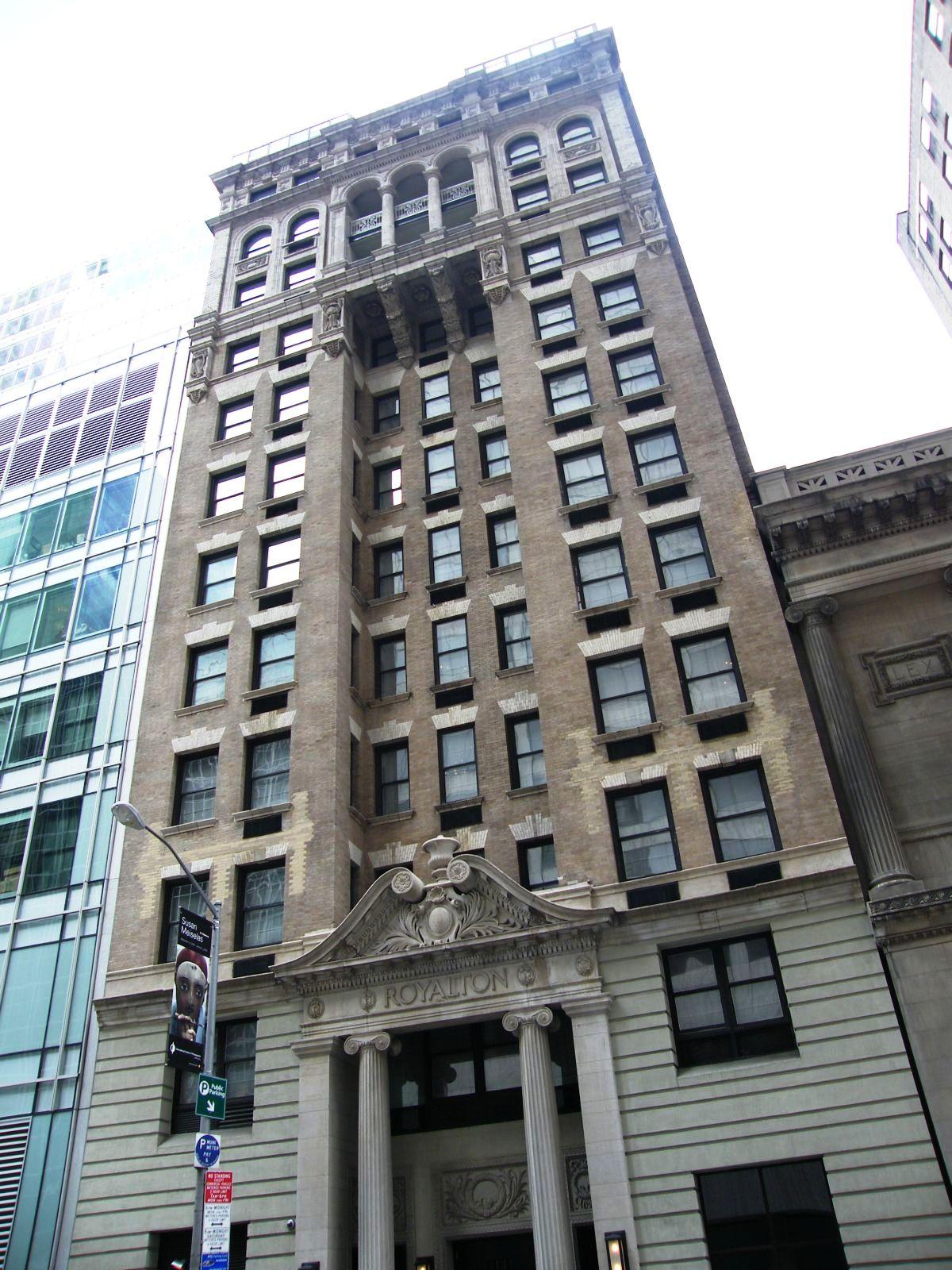 Hotel Seymour In New York City