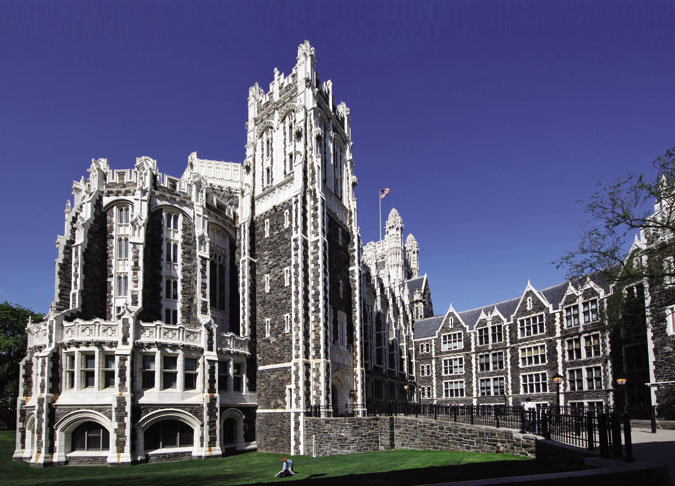 Ccny Architecture: Daytonian In Manhattan: CUNY's 1907 Shepard Hall