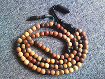 Tasbih 100 Jenis Kayu dan Teras
