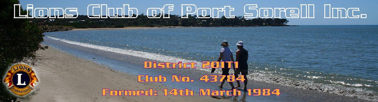 Lions Club of Port Sorell