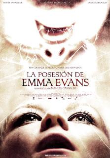 La posesión de Emma Evans Poster