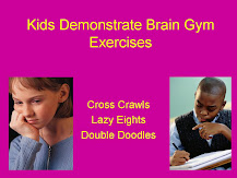 BRAIN GYM EXERCISES
