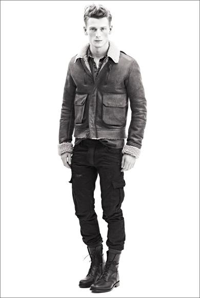 Fashion Style Balmain Homme Hiver 2010 2011