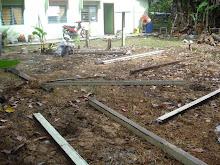 Pemulaan Projek.Bina Rumah Cendawan (bina sendiri)