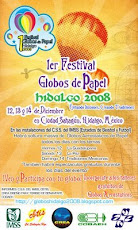 GLOBOS HIDALGO 2008