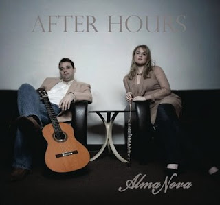 ALMANOVA, After Hours, CD, 