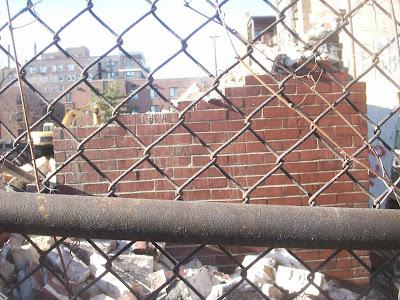 Rogers Park demolition