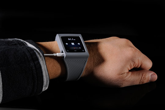 This Hex iPod Nano Watch Band is a WAY easier way to utilize all the