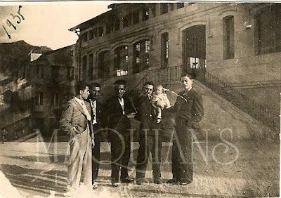 Plaza Abastos Ribadavia 1935